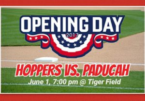 Hoptown Hoppers Opening Game @ Hopkinsville High School | Hopkinsville | Kentucky | United States