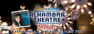 Mandy Barnett's Winter Wonderland @ Alhambra Theatre  | Hopkinsville | Kentucky | United States