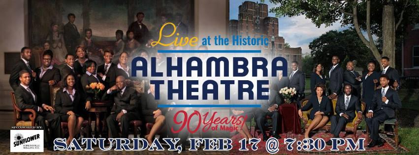 Fisk Jubilee Singers @ Alhambra Theatre  | Hopkinsville | Kentucky | United States