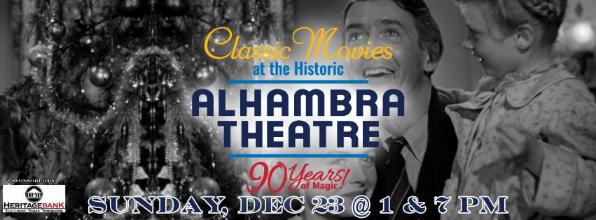 It's a Wonderful Life @ Alhambra Theatre | Hopkinsville | Kentucky | United States