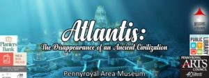 Atlantis: The Disappearance of an Ancient Civilization @ Museums of Historic Hopkinsville-Christian County  | Hopkinsville | Kentucky | United States