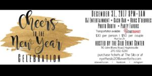 Cheers to the New Year Celebration at The Silo @ The Silo Event Center  | Hopkinsville | Kentucky | United States