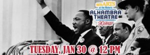I Have a Dream @ Alhambra Theatre | Hopkinsville | Kentucky | United States