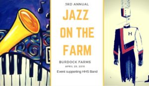 HHS Band of Tigers Jazz on the Farm @ Burdoc Farms Wedding & Events | Crofton | Kentucky | United States