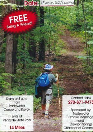 Guided Hike of the Pennyrile Nature Trail @ Pennyrile Forest State Resort Park  | Dawson Springs | Kentucky | United States