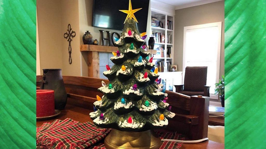Christmas Trees Hobby Lobby.Ceramic Christmas Tree Painting At Hobby Lobby Hopkinsville