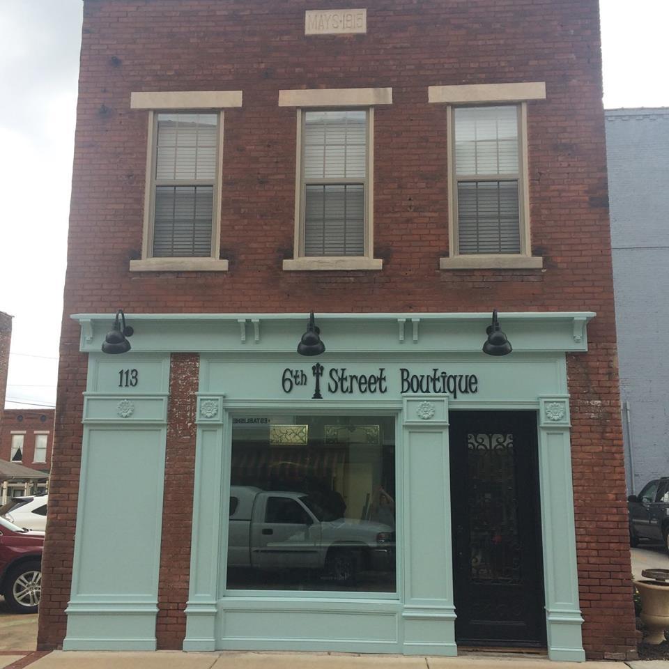 Kentucky christian county crofton 42217 - 6th Street Boutique