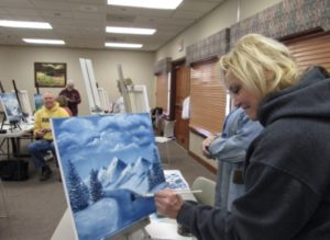 Oil Painting Week @ Pennyrile Forest State Resort Park | Dawson Springs | Kentucky | United States