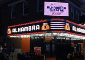 Hoptown Arts at the Alhambra