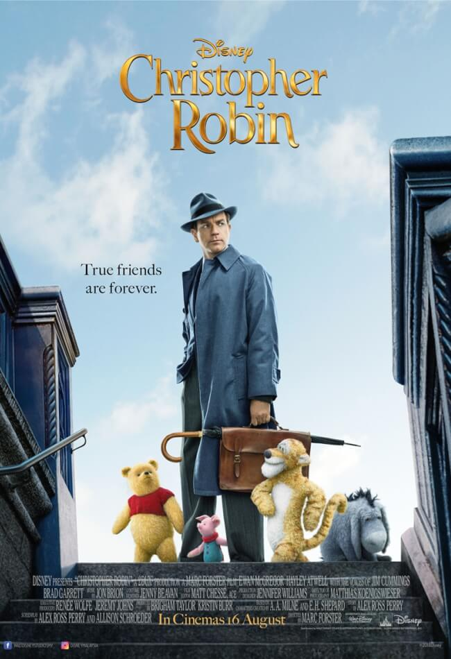 Movies at the Library: Christopher Robin