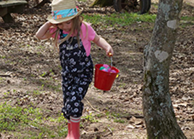 Spring Fun at Christian Way Farm