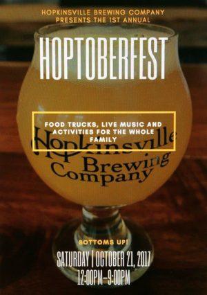 HOPtoberfest @ Hopkinsville Brewing Company  | Hopkinsville | Kentucky | United States
