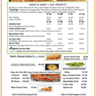 Hoptown Pizza & Wings Menu