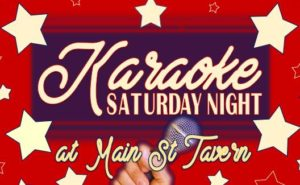 Saturday Night Karaoke @ Main Street Tavern | Hopkinsville | Kentucky | United States