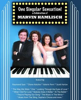 One Singular Sensation! The Music of Marvin Hamlisch @ Alhambra Theatre | Hopkinsville | Kentucky | United States