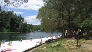 Beach Party @ Pennyrile Forest State Resort Park | Dawson Springs | Kentucky | United States