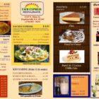 Taco Express Restaurante Menu 2