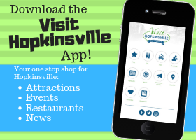 Download the Visit Hopkinsville App today!