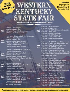 All events for Western Kentucky State Fair on stanford map google, virginia map google, mississippi map google, tulsa map google, arizona map google, cincinnati map google, iowa map google, indiana map google, california map google, kansas map google, utah map google, north carolina map google, georgia map google, south carolina map google, oklahoma map google, michigan map google, auburn map google, houston map google, colorado map google,