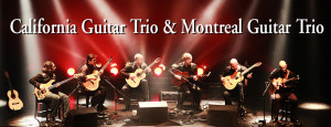 LIVE at the Alhambra: California Guitar Trio + Montreal Guitar Trio @ Alhambra Theatre | Hopkinsville | Kentucky | United States