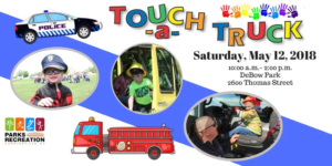 Touch A Truck @ Hopkinsville Parks & Recreation  | Hopkinsville | Kentucky | United States
