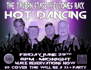 Welcome Back Hot Dancing @ 8th Street Cafe, Main Street Tavern & the Keach | Hopkinsville | Kentucky | United States