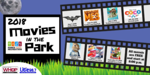 Movies in the Park @ Pardue Lane Dog Park | Hopkinsville | Kentucky | United States