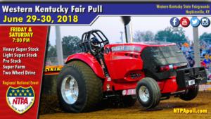 Western Kentucky Fair Pull @ Western Kentucky State Fairgorunds  | Hopkinsville | Kentucky | United States