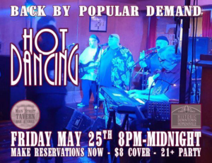 By Popular Demand - Hot Dancing @ 8th Street Cafe, Main Street Tavern & the Keach | Hopkinsville | Kentucky | United States