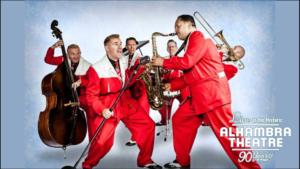 Swingin' The Holidays @ Alhambra Theatre   Hopkinsville   Kentucky   United States
