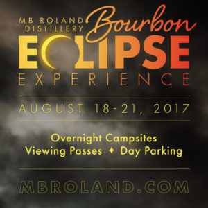 MB ROLAND BOURBON ECLIPSE EXPERIENCE @ MB Roland Distillery | Pembroke | Kentucky | United States