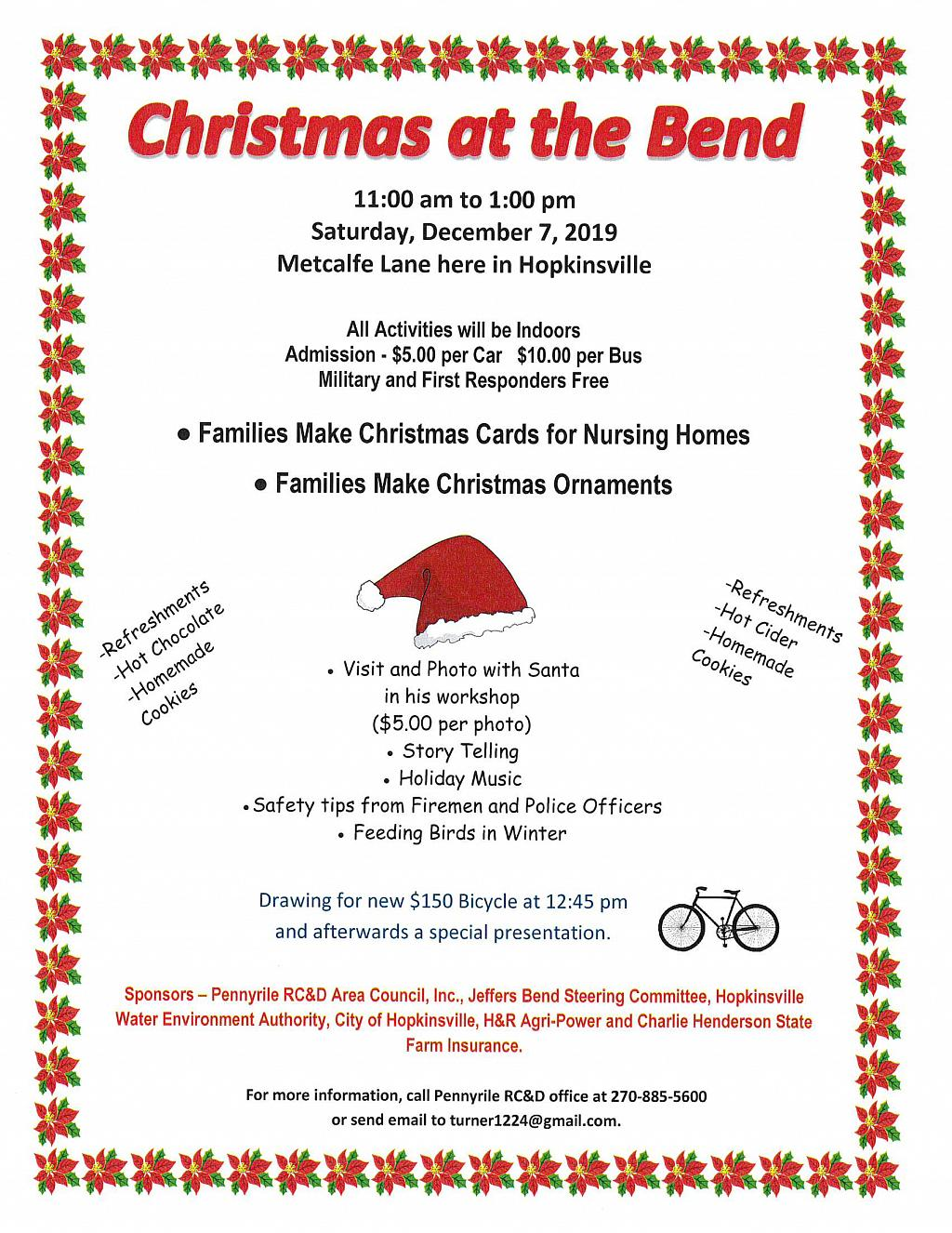 Christmas At The Bend At Jeffers Bend