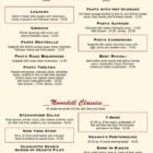 DaVinci at Novadell menu pg 1-October 2019