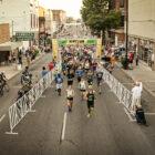 Hoptown Half Marathon Start
