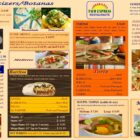 Taco Express Restaurante Menu 1